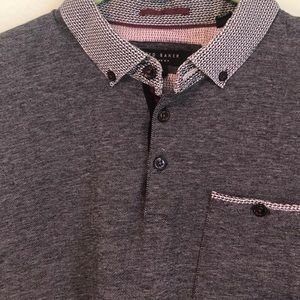 Ted Baker button down Polo 5
